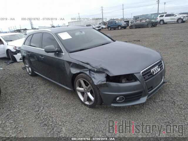 Photo WAUWFAFL4CA112232 - AUDI A4 2012