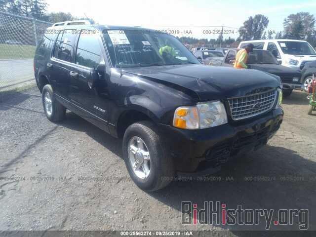 Photo 1FMZU73K54UC24344 - FORD EXPLORER 2004