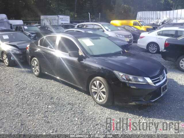 Фотография 1HGCR2F34FA074493 - HONDA ACCORD 2015