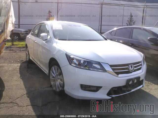 Фотография 1HGCR3F89FA030653 - HONDA ACCORD 2015