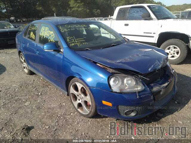 Photo 3VWBJ71K88M104949 - VOLKSWAGEN GLI 2008