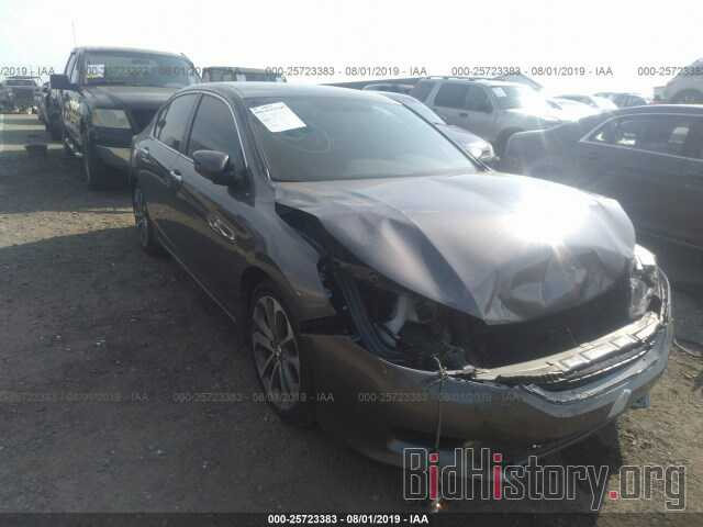Фотография 1HGCR2F56FA065537 - HONDA ACCORD 2015
