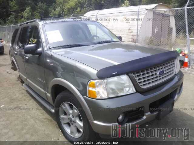 Photo 1FMDU74K34UA74453 - FORD EXPLORER 2004