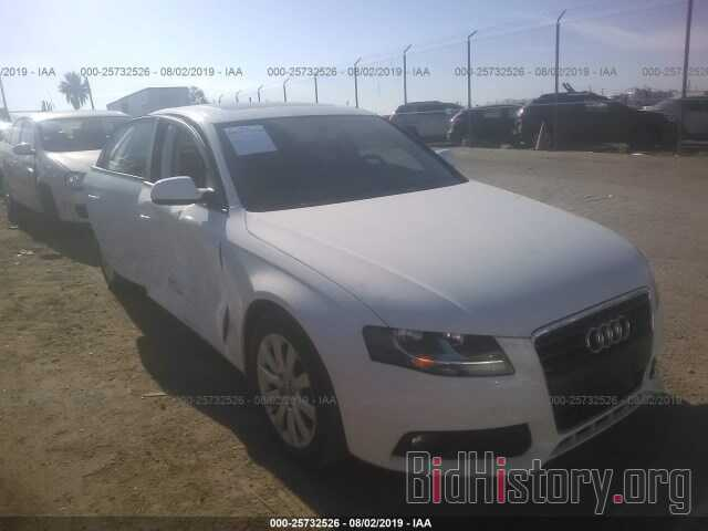 Photo WAUAFAFL2CN017610 - AUDI A4 2012