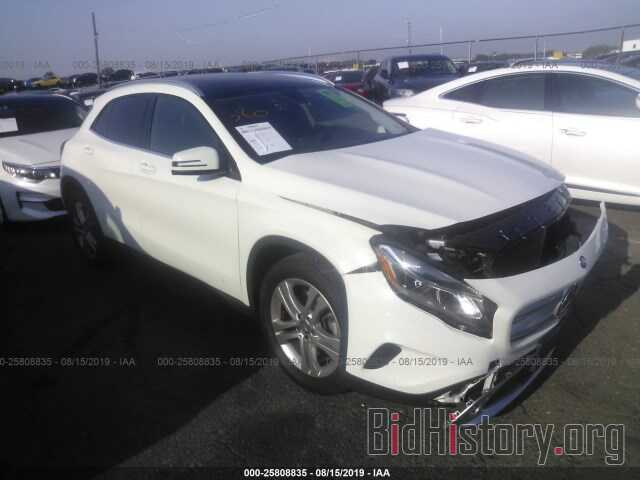 Photo WDCTG4GB2FJ170171 - MERCEDES-BENZ GLA 2015