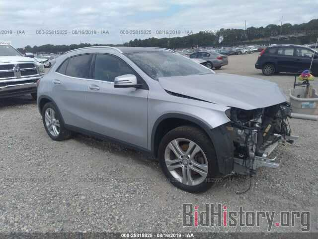 Photo WDCTG4GB6FJ120261 - MERCEDES-BENZ GLA 2015