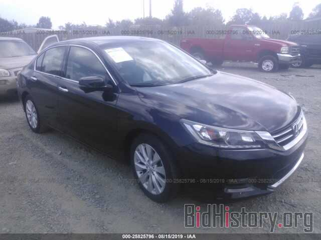 Фотография 1HGCR3F85FA030486 - HONDA ACCORD 2015