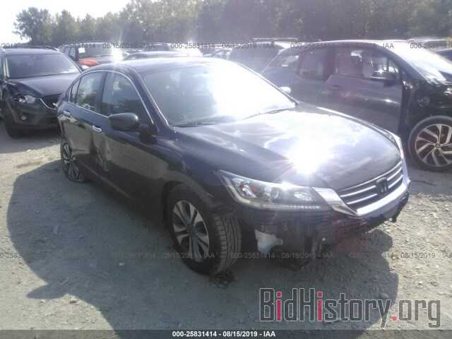 Фотография 1HGCR2F36FA210977 - HONDA ACCORD 2015