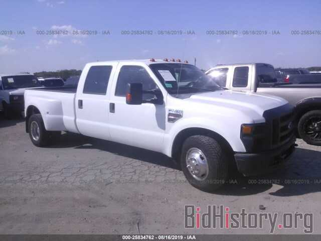 Фотография 1FTWW3CR6AEA40155 - FORD F350 2010
