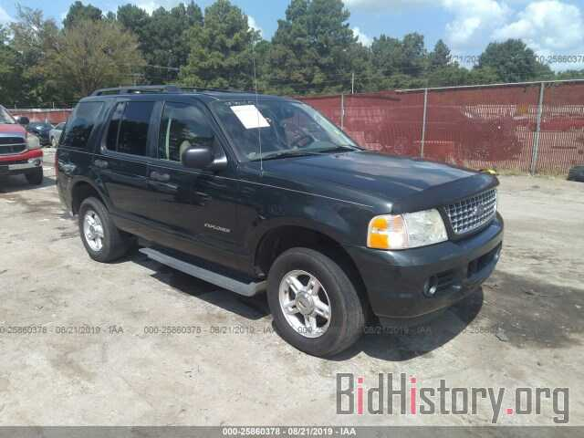 Photo 1FMZU63K74UB08198 - FORD EXPLORER 2004