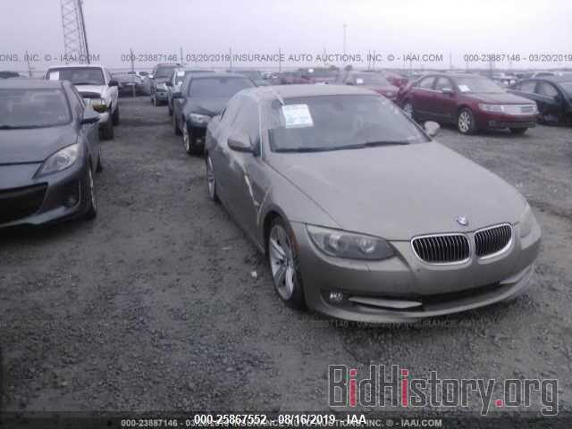 Photo WBADW3C59BE537624 - BMW 328 2011