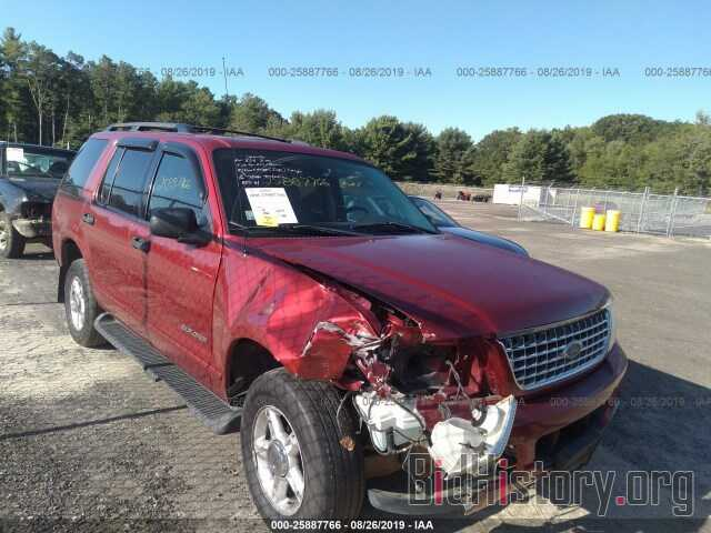 Photo 1FMZU83E24UC25015 - FORD EXPLORER 2004