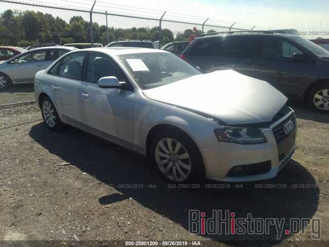 Photo WAUBFAFL6CA112537 - AUDI A4 2012