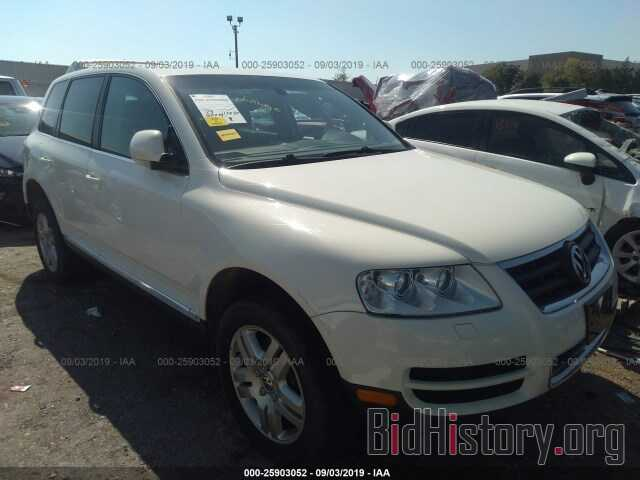 Photo WVGZM77L16D025801 - VOLKSWAGEN TOUAREG 2006