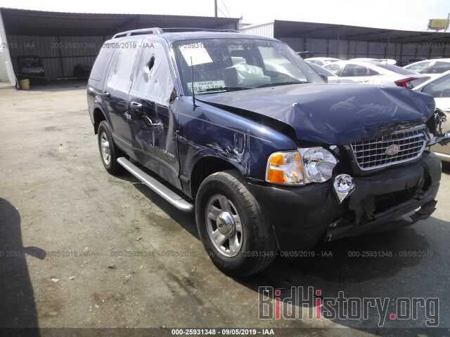 Photo 1FMZU62K24ZA41207 - FORD EXPLORER 2004