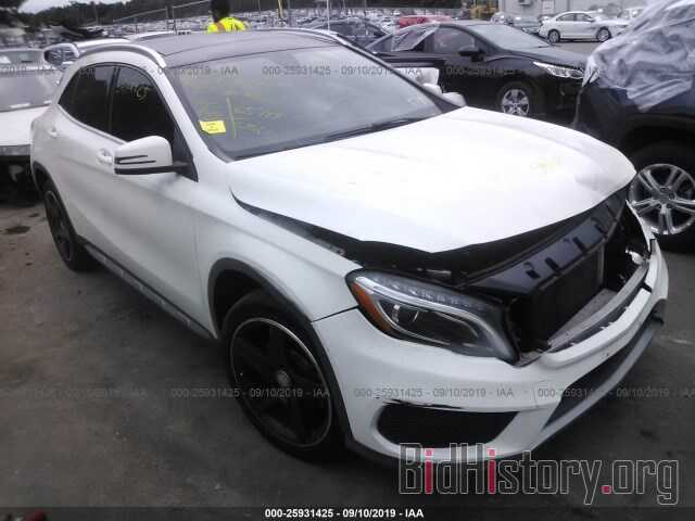 Photo WDCTG4GB9FJ031526 - MERCEDES-BENZ GLA 2015