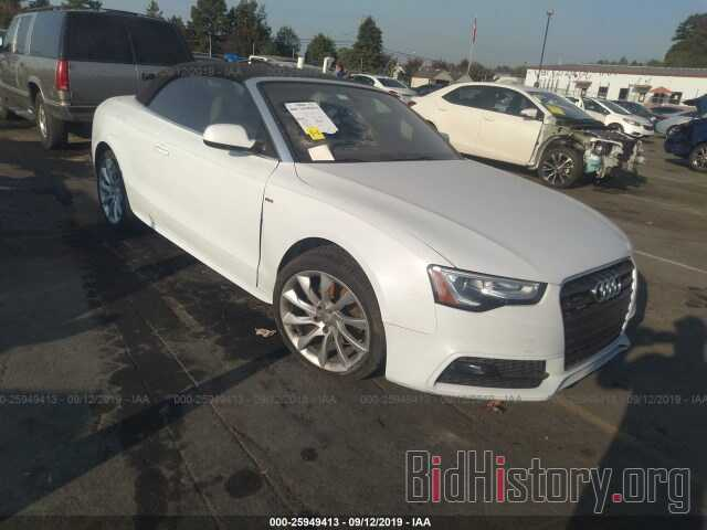 Photo WAUMFAFH1FN006238 - AUDI A5 2015