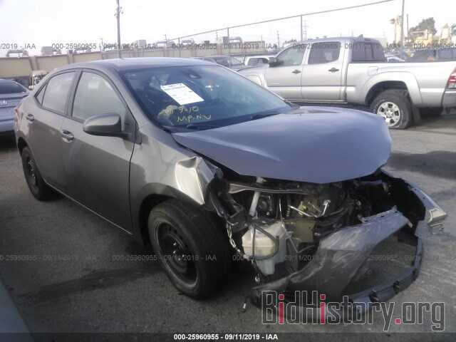 Photo 5YFBURHE6HP625117 - TOYOTA COROLLA 2017