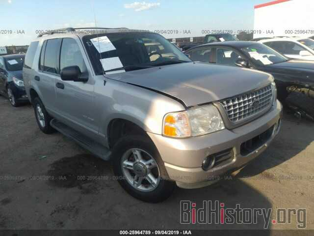 Photo 1FMZU63K24ZA37222 - FORD EXPLORER 2004