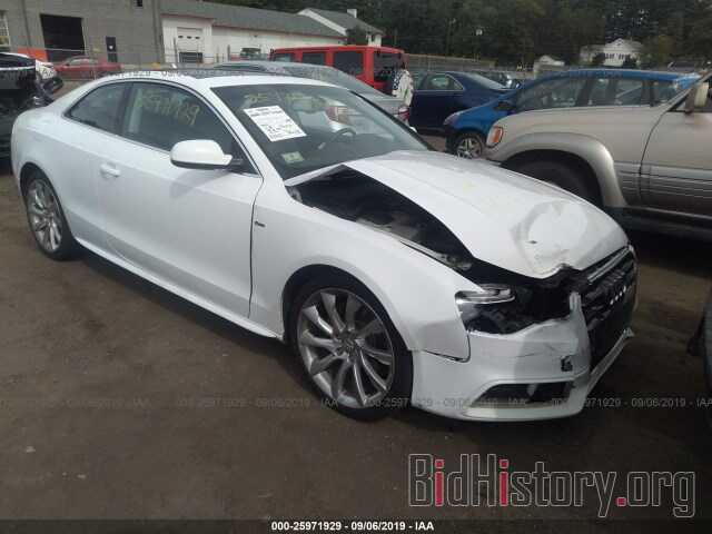 Photo WAUWFAFR3FA038861 - AUDI A5 2015