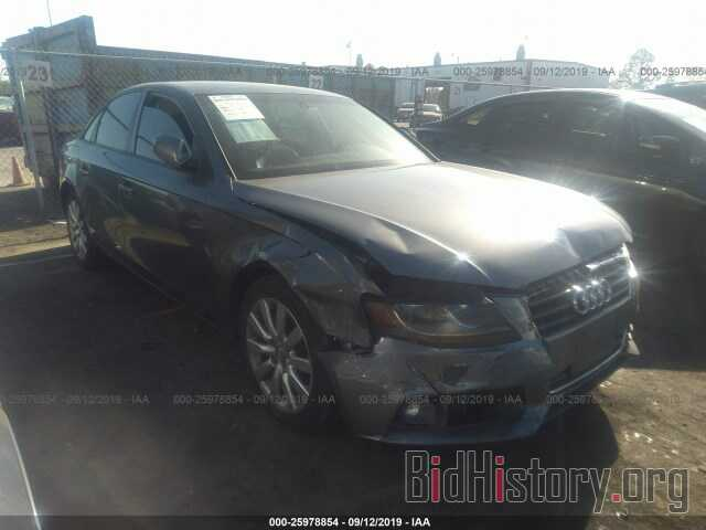 Photo WAUAFAFL1CA119150 - AUDI A4 2012