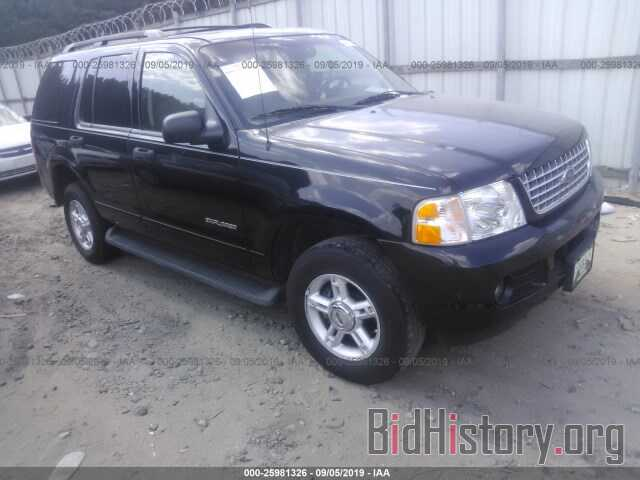 Photo 1FMZU63KX4UC17075 - FORD EXPLORER 2004