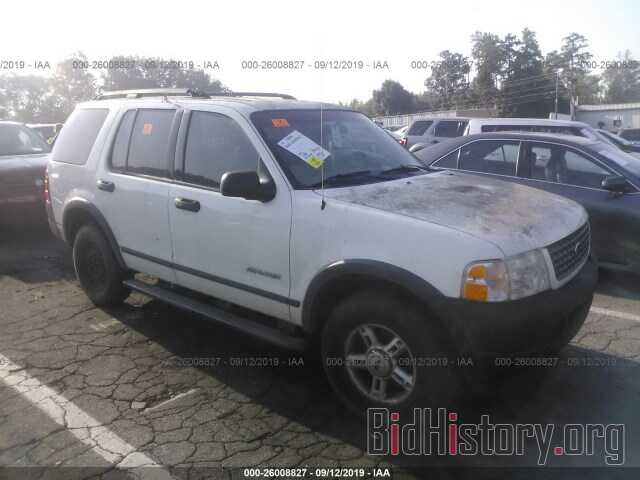 Photo 1FMZU62K44UB70773 - FORD EXPLORER 2004