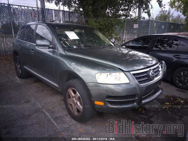Photo WVGZG77L36D005475 - VOLKSWAGEN TOUAREG 2006