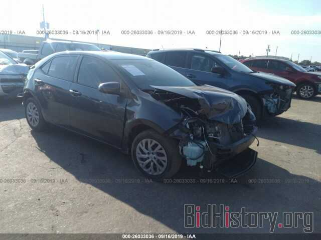 Photo 5YFBURHE0HP603954 - TOYOTA COROLLA 2017