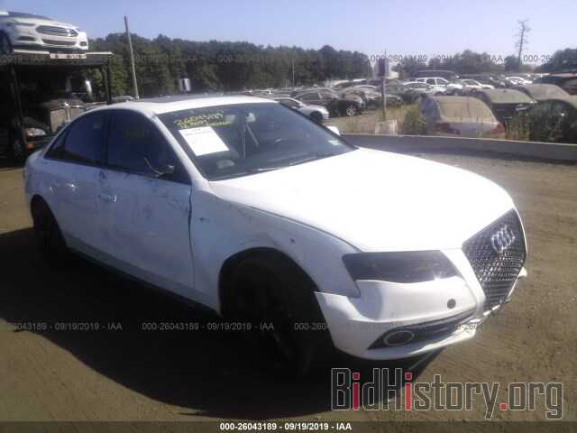 Photo WAUFFAFL3CA112089 - AUDI A4 2012
