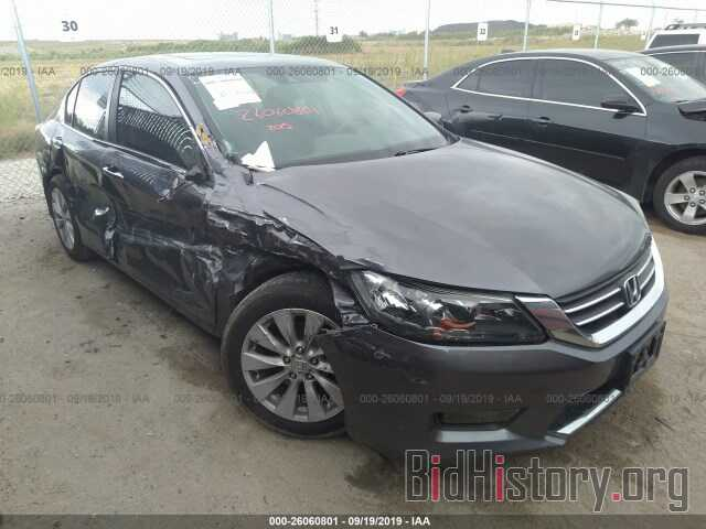 Фотография 1HGCR2F88FA093575 - HONDA ACCORD 2015
