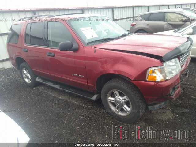 Photo 1FMZU73K34ZB41529 - FORD EXPLORER 2004