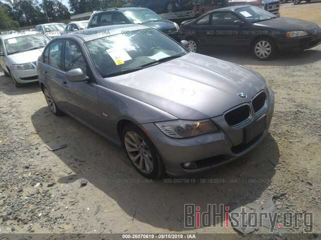 Photo WBAPK7C57BF082301 - BMW 328 2011