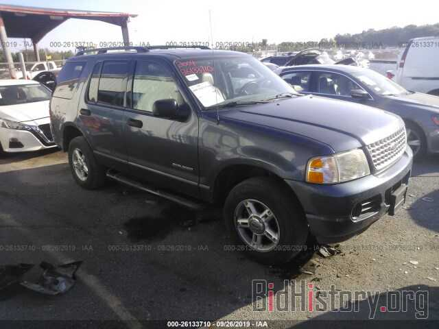 Photo 1FMDU63K24UC01107 - FORD EXPLORER 2004