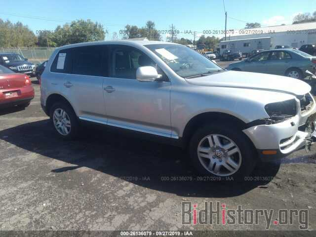 Photo WVGZM77L66D023669 - VOLKSWAGEN TOUAREG 2006