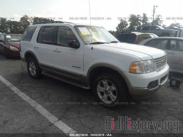 Photo 1FMDU64W84UA50856 - FORD EXPLORER 2004