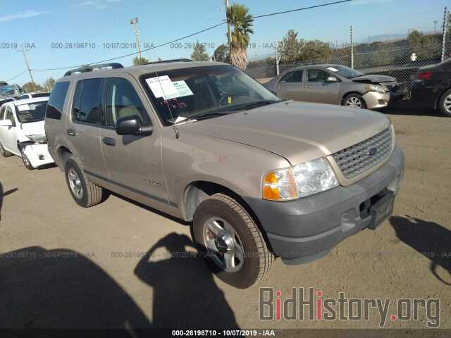 Photo 1FMZU72K04ZA41213 - FORD EXPLORER 2004