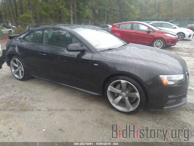 Photo WAUMFAFR9FA060015 - AUDI A5 2015