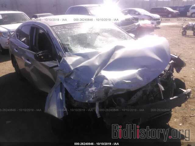 Photo 3N1AB7AP1EY255453 - NISSAN SENTRA 2014
