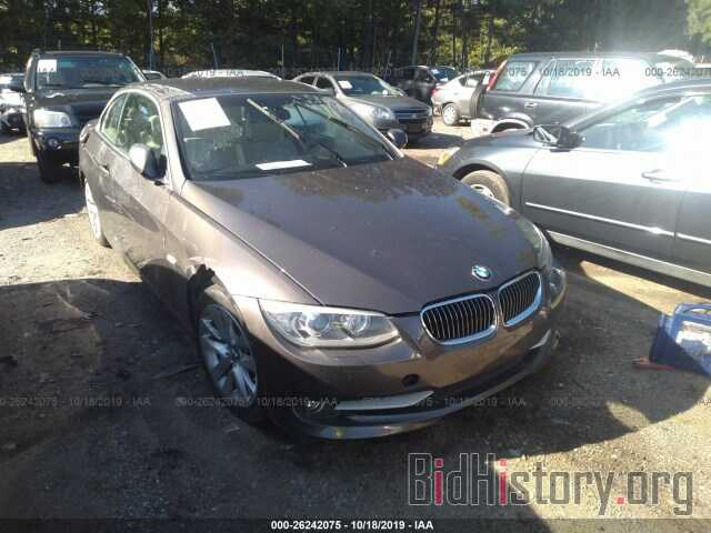 Photo WBADW3C53BE540051 - BMW 328 2011