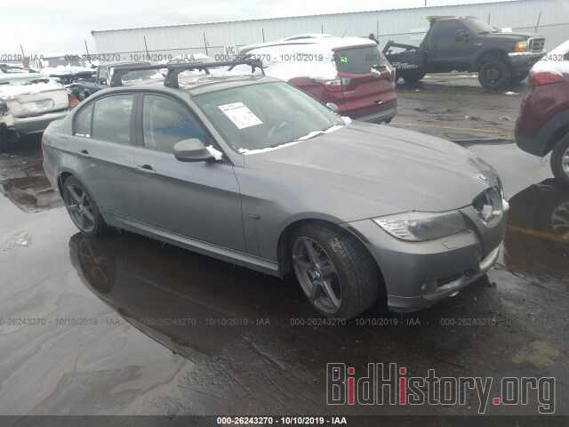 Photo WBAPK7G58BNN86825 - BMW 328 2011