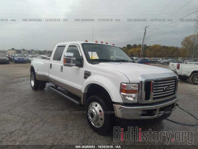 Photo 1FTXW43R38EA63851 - FORD F450 2008