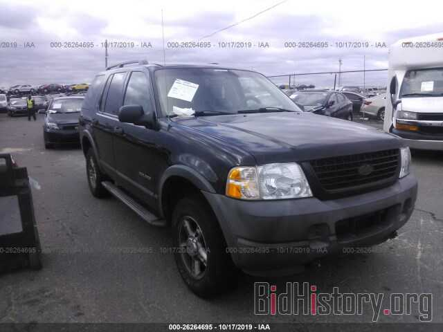 Photo 1FMZU72K54UB40462 - FORD EXPLORER 2004