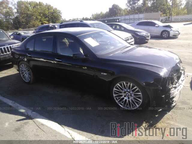 Photo WBAHN83587DT72440 - BMW 750 2007