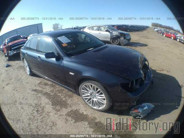 Photo WBAHL83527DT09632 - BMW 750 2007