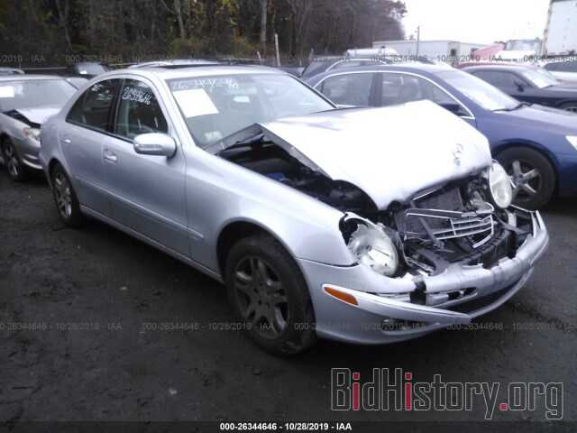 Photo WDBUF56J86A744959 - Mercedes-benz E 2006