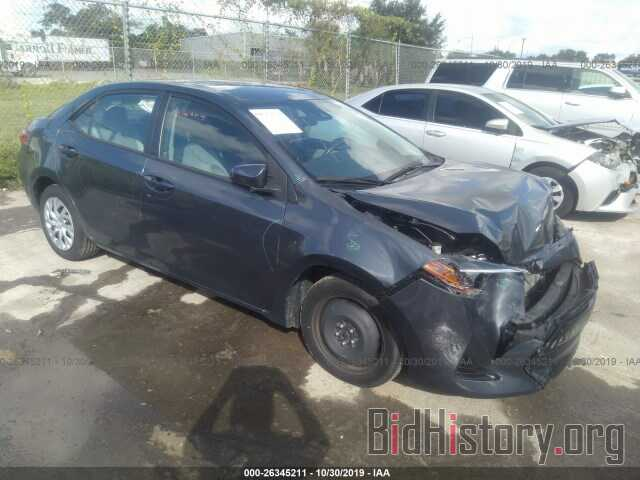 Photo 5YFBURHE4HP711039 - TOYOTA COROLLA 2017