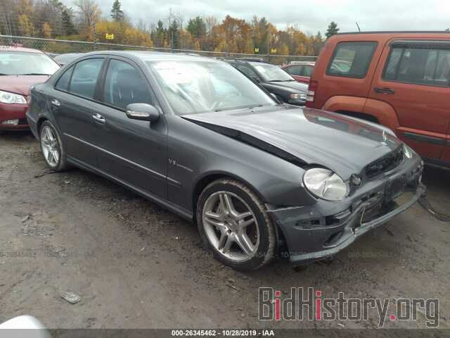 Photo WDBUF76J66A932746 - MERCEDES-BENZ E 2006