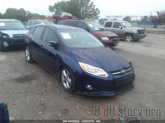 Фотография 1FAHP3K24CL149793 - FORD FOCUS 2012