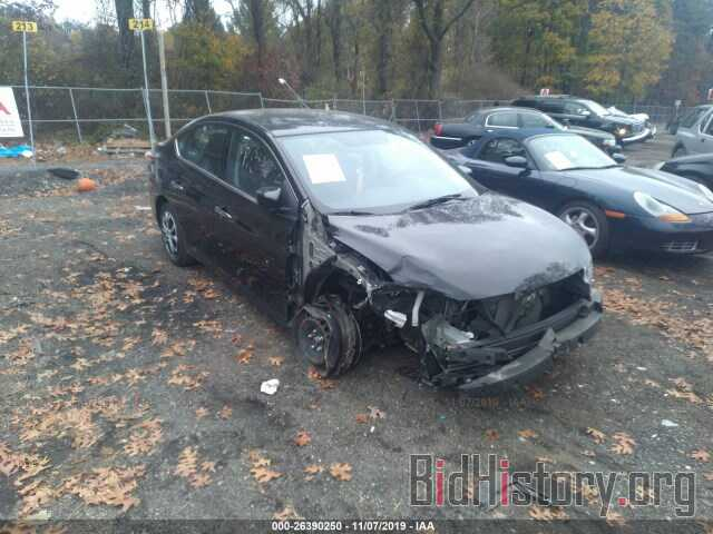 Photo 3N1AB7AP3EY226455 - NISSAN SENTRA 2014